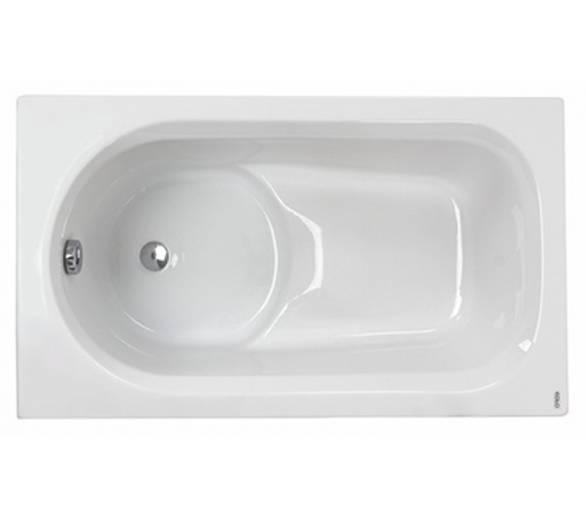 Акриловая ванна DIUNA 120х70 см.