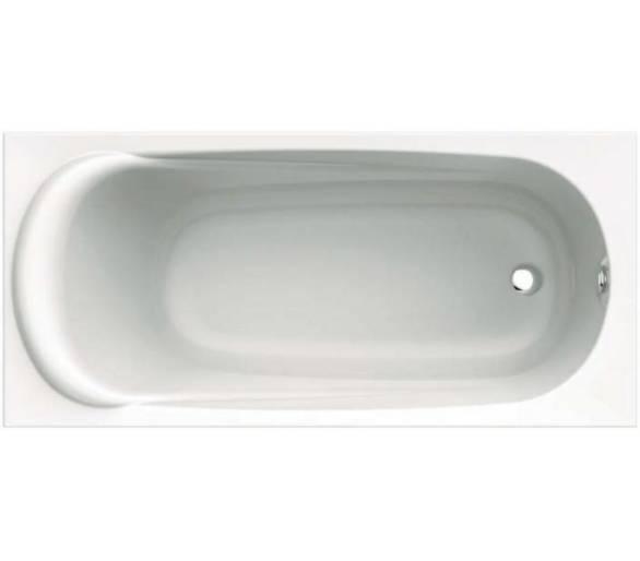 Акриловая ванна SAGA 170х80 см.