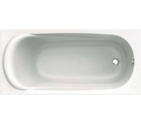 Акриловая ванна SAGA 160х75 см.