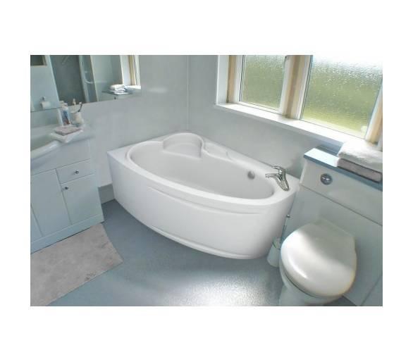 Акриловая ванна Bliss Milena 170х110 левая