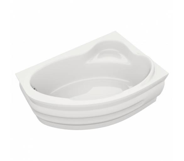 Акриловая ванна Alpina 150х100 правая