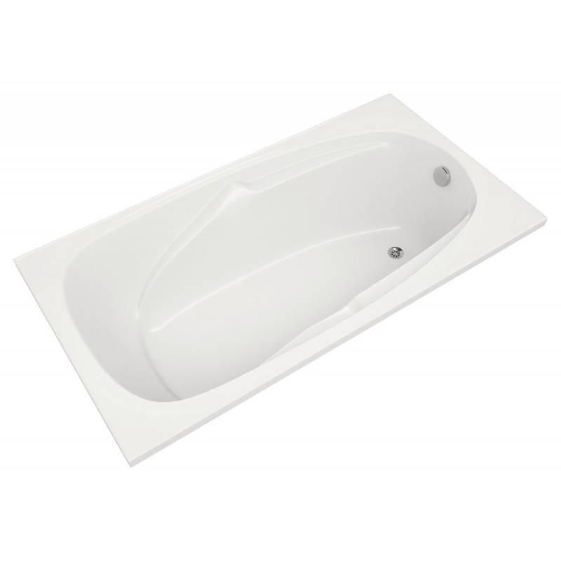 Акриловые ванны bliss