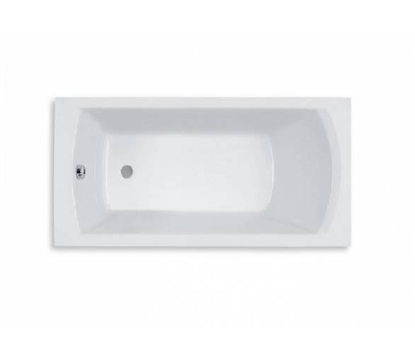 Акриловая ванна Roca LINEA 180х80 см.