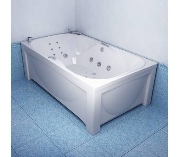 Гидромассажная ванна Тритон Атлант 205*120