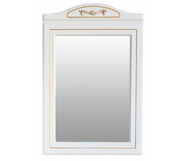 Зеркало Ольвия (Атолл) Верона 65 dorato